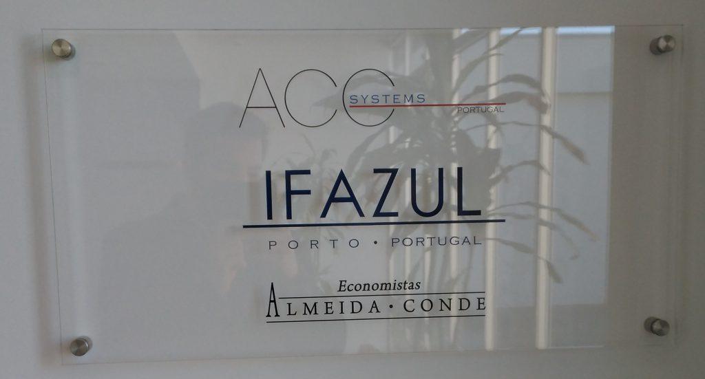 Instalações ACC Systems, 2004