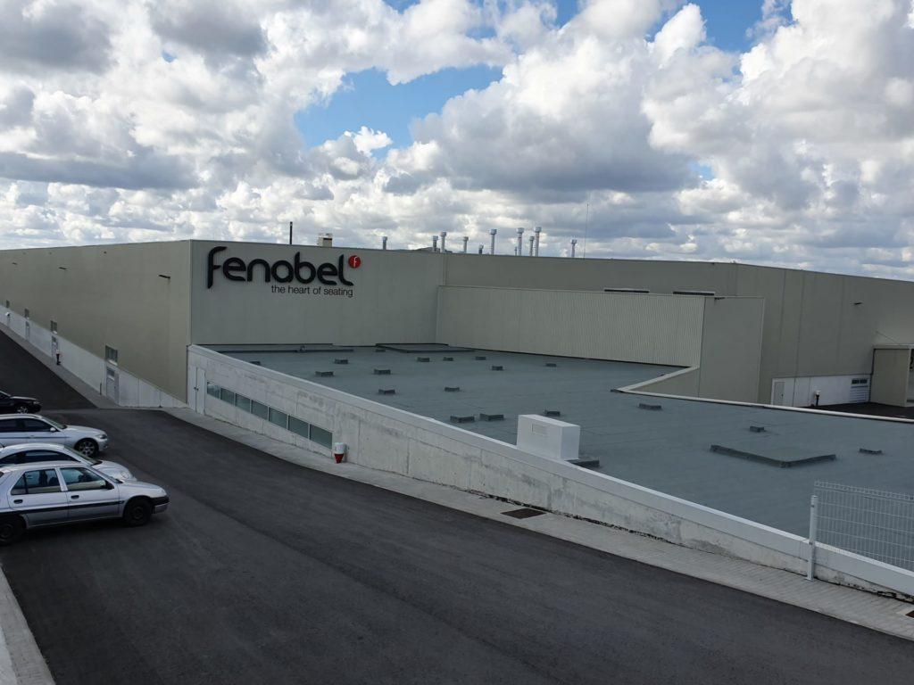 Nova Fábrica Fenabel, 2019